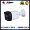 Camera HDCVI Full Color 2.0 Megapixel Dahua HAC-HFW1239TLMP-LED