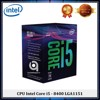 CPU INTEL CORE I5 8400 NEW BOX