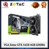 VGA Zotac GTX 1650 4G GDDR6 Gaming Twin 2 Fan (ZT-16510F-10L)