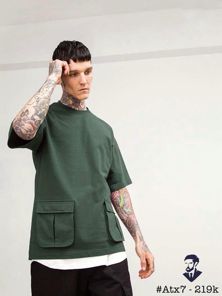 áo thun Atx7