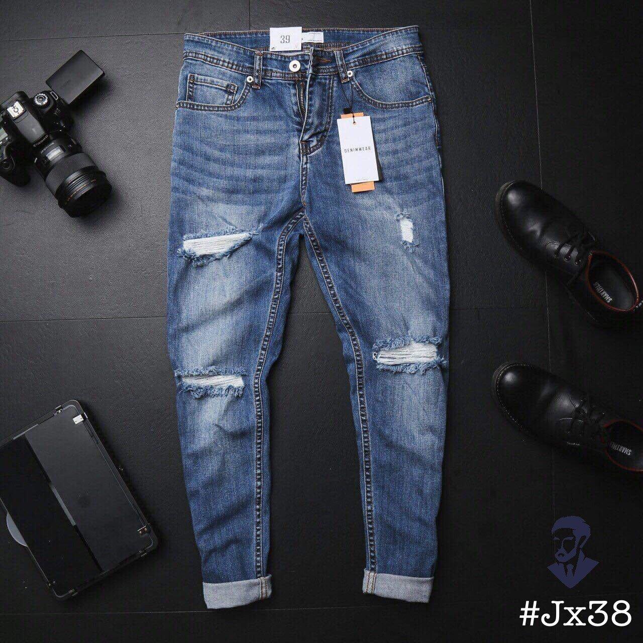 Quần Jean Jx38