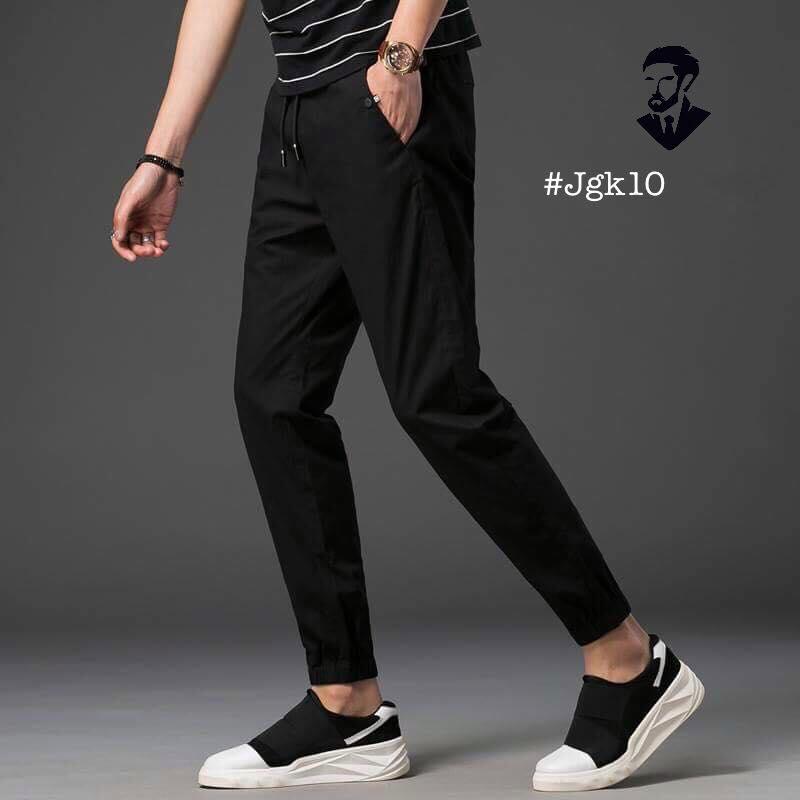 Quần Jogger Đũi Jgk10