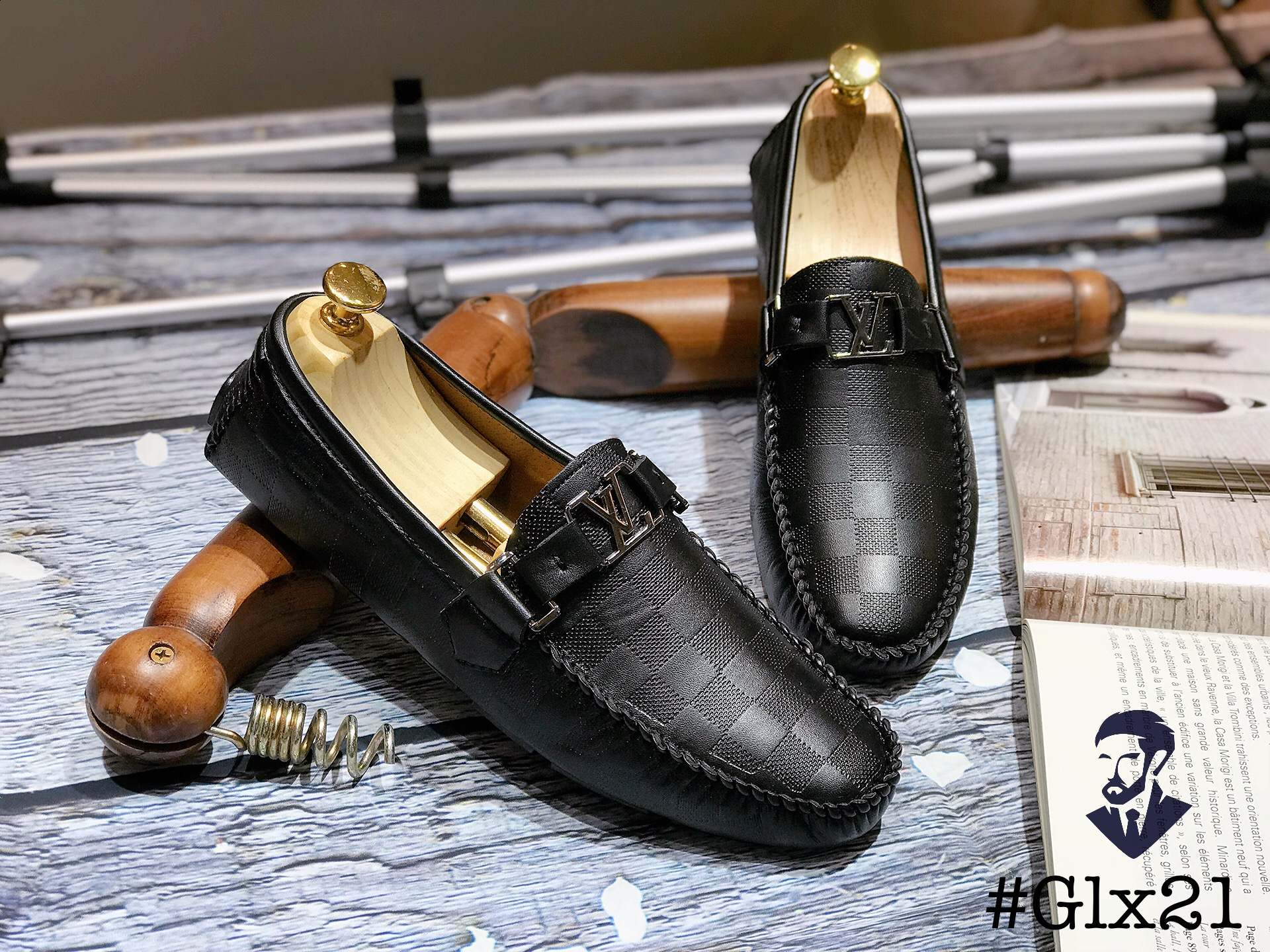 Giày lười glx21
