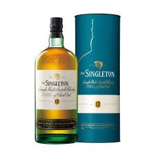 The Singleton of Glen ord 12YO 6x750ml
