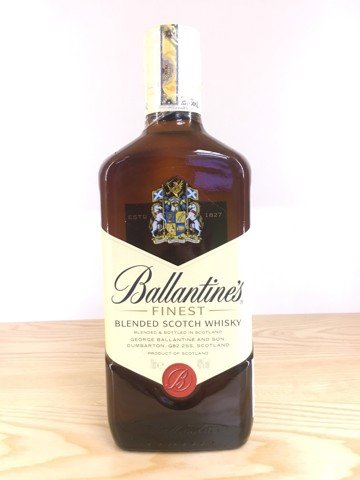 Ballantine's Finest 12x75CL 40%