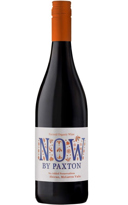 Paxton NOW Shiraz 750ml