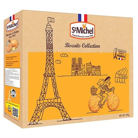 Bánh ST Michel Biscuits 270g