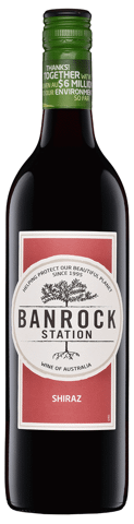 Banrock Station Shiraz 6x750ml