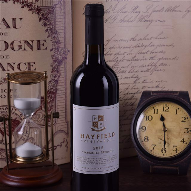 Hayfield Vineyards Cabernet Merlot