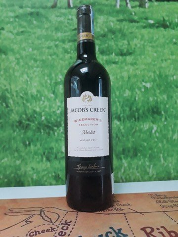 Jacob's Creek Winemaker's Merlot
