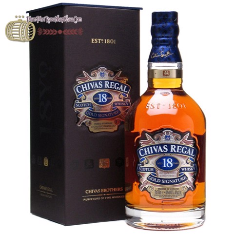 Chivas Regal 18 YO 6x75CL