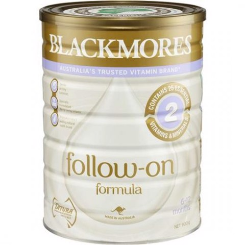 Blackmores Follow On Formula Milk