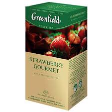Trà GreenField Strawberry Gourmet