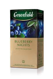 Trà GreenField BlueBerry Nights