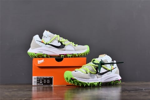 [JS Version] - Nike Zoom Terra Kiger 5 Off-White White
