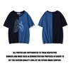 BAPE® INDIGO TIGER SHARK T-SHIRT