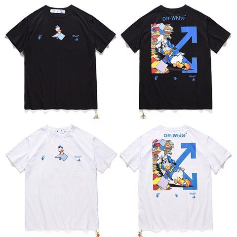 OFF-WHITE™ DONALD DUCK T-SHIRT