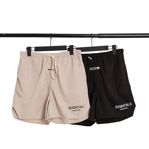 Fear Of God Essentials Reflective Logo Sweat Shorts