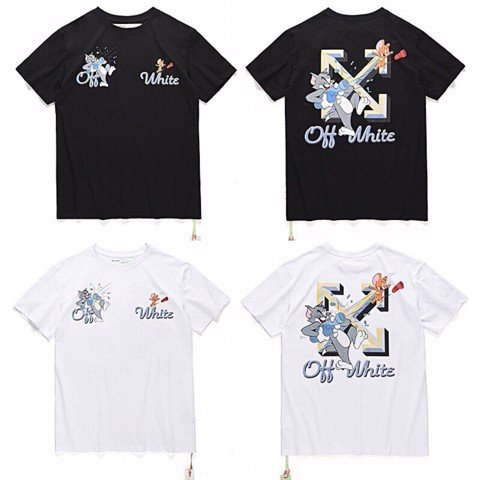 OFF-WHITE™ TOM & JERRY T-SHIRT