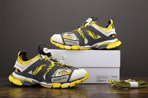 [JS Version] - Balenciaga Track Trainer 'Yellow' - 542023