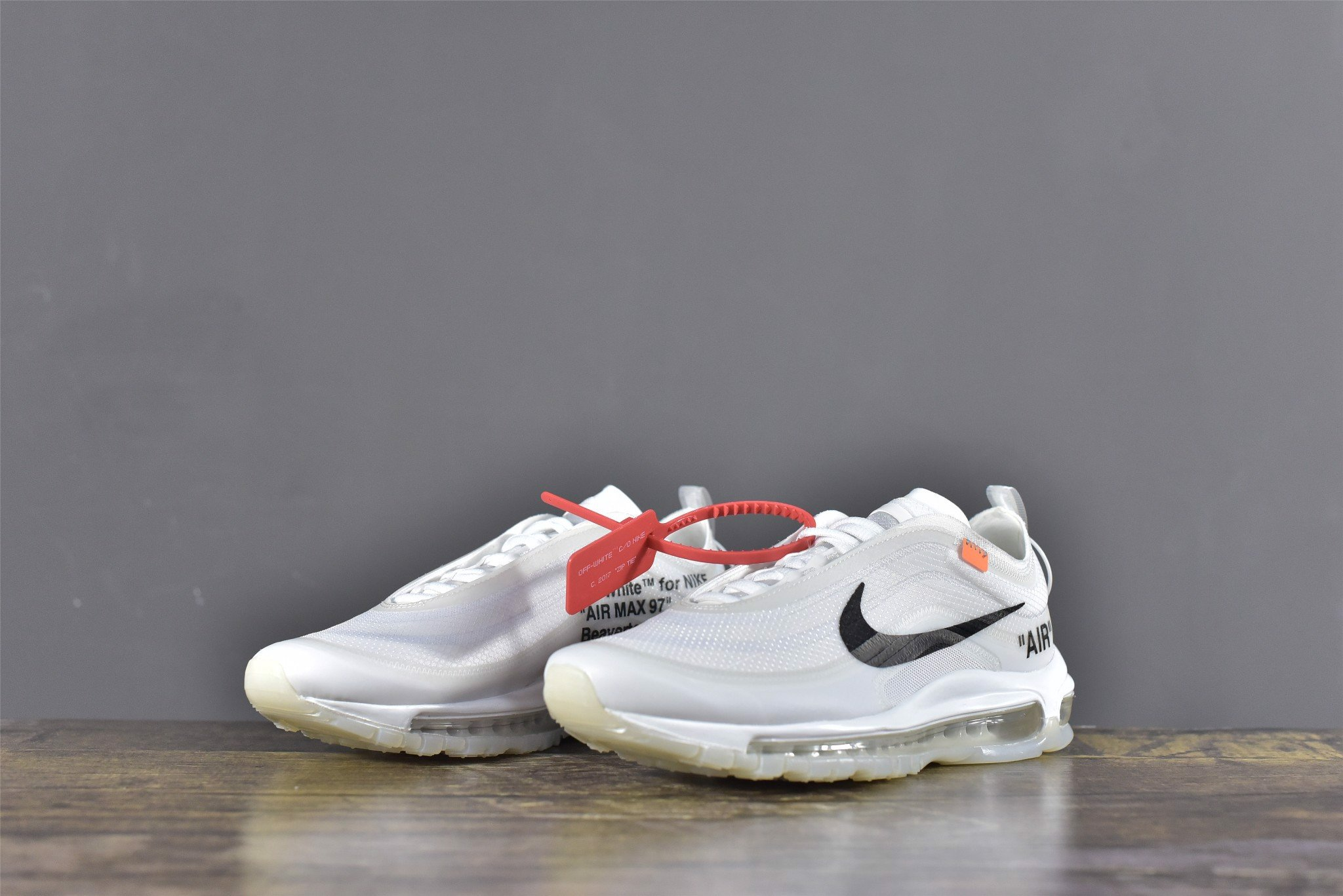 online store 55dc9 5dd70 [JS Version] - Air Max 97 Off-White
