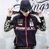 BAPE® x F1 1000 ABC CAMO RACING JACKET BLACK
