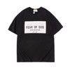 FEAR OF GOD Sixth Collection T-Shirt Heather Grey/Black