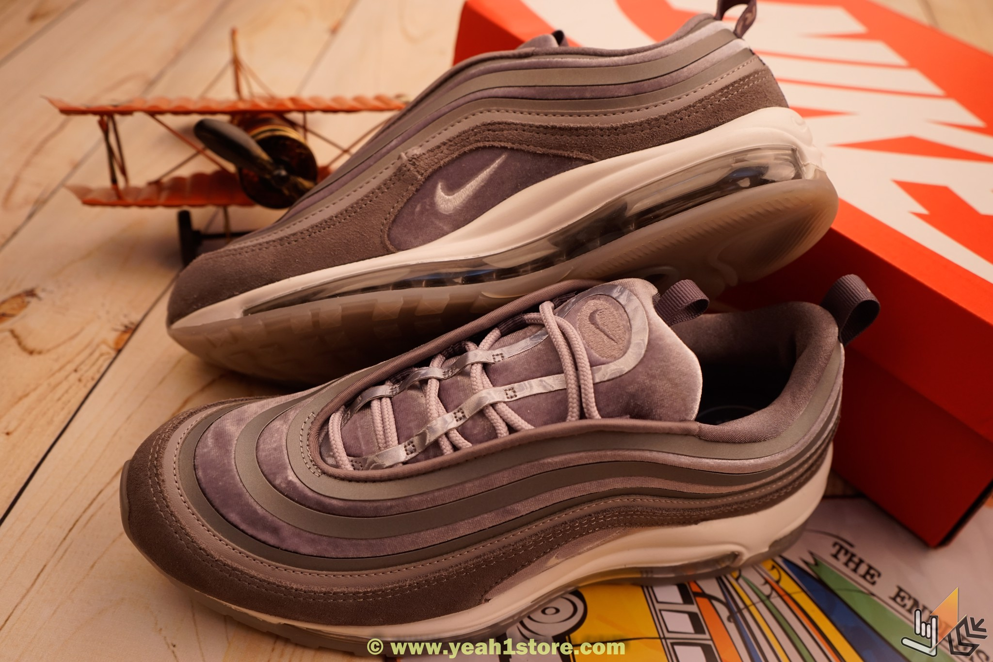 reputable site 7522c d605e NIKÉ AIR MAX 97 GREY