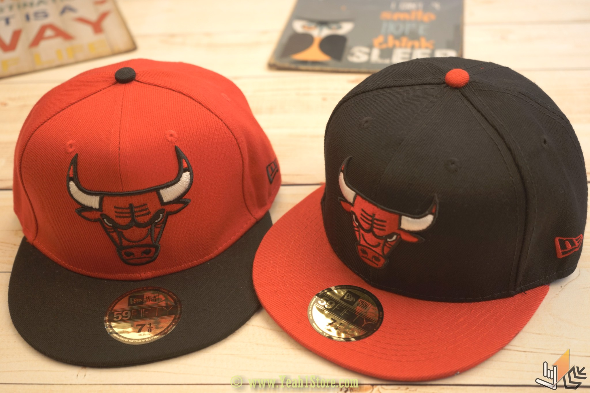 NEW ERA CHICAGO BULL