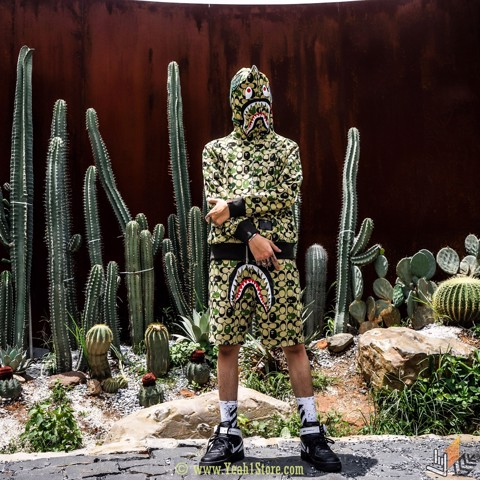 BAPE® x C SHARK FULL SET