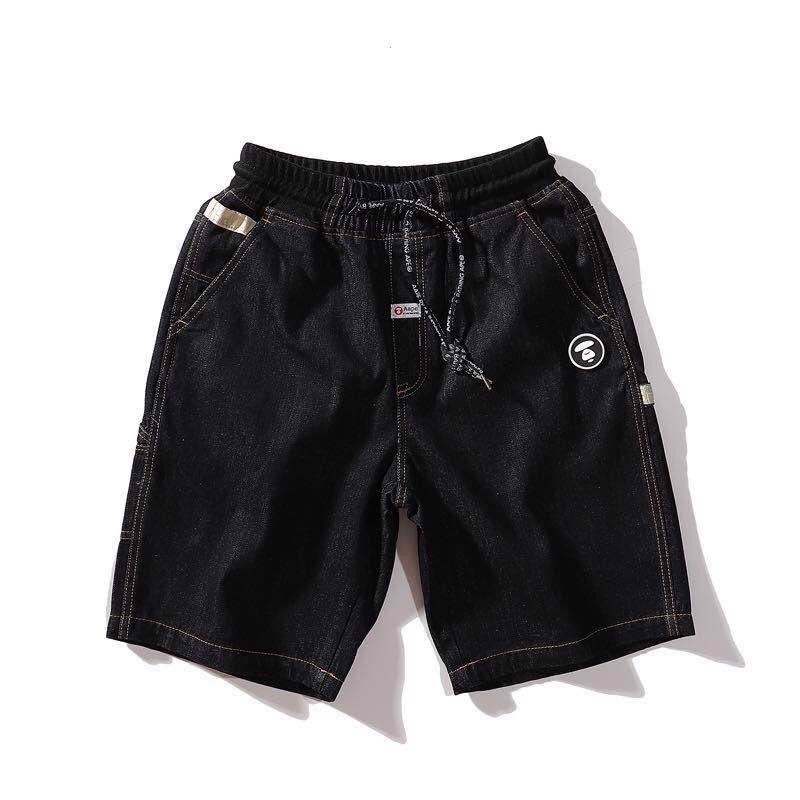 AAPE® NOW JEAN SHORT