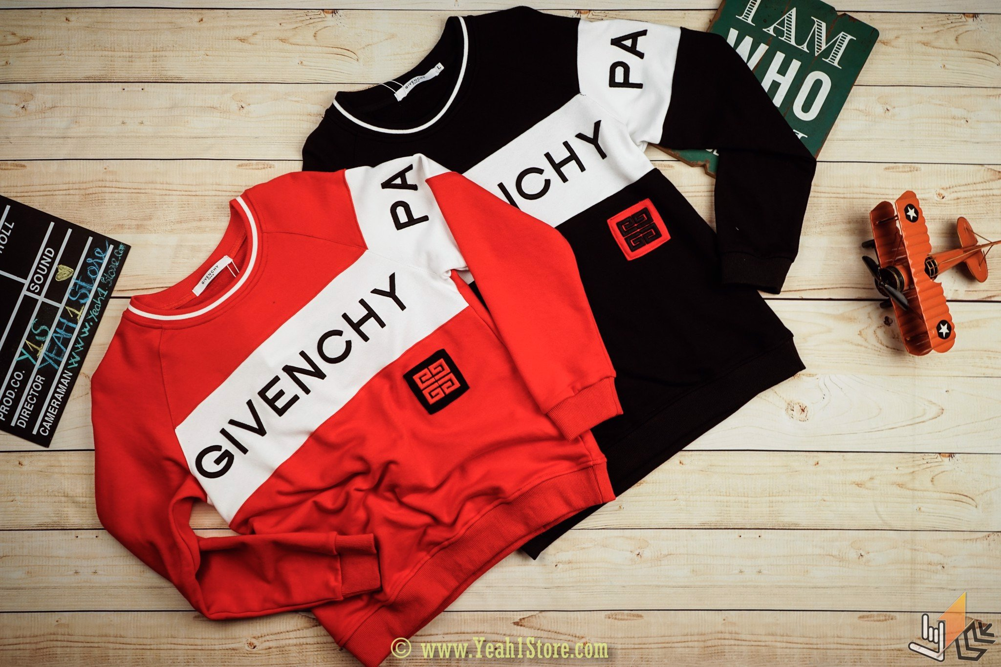 Áo Sweater GIVENCHY Paris