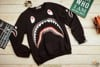 Áo Sweater Bape Shark