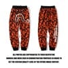 BAPE® x XO CAMO SHARK SLIM SWEATPANTS