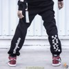 OFF WHITE MARIANA DE SILVA SLIM SWEATPANTS