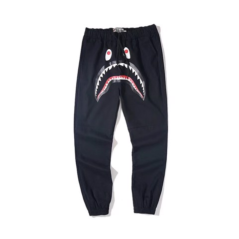 A BATHING APE - SHARK SWEATPANTS