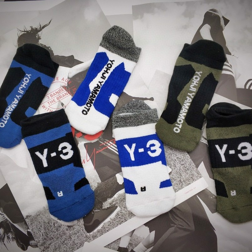 Y-3 INVISIBLE SOCKS
