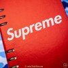 SUPREME NOTEBOOK