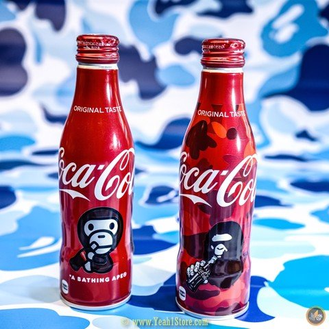 BAPE® x Cocacola Limited New Seal Original