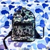 BAPE® ABC Camo Bungee Cord Day Pack