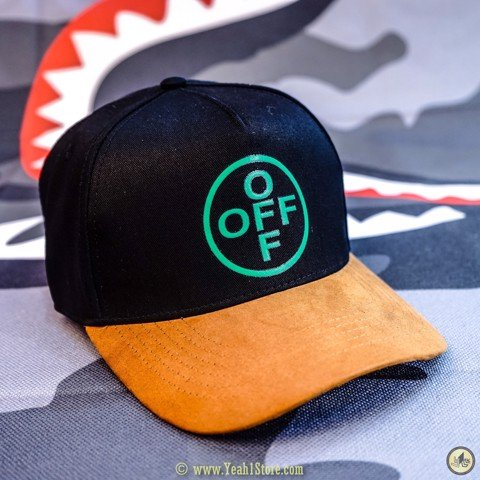 OFF-WHITE™ HAT 01 - NÓN LƯỠI TRAI OFF-WHITE™