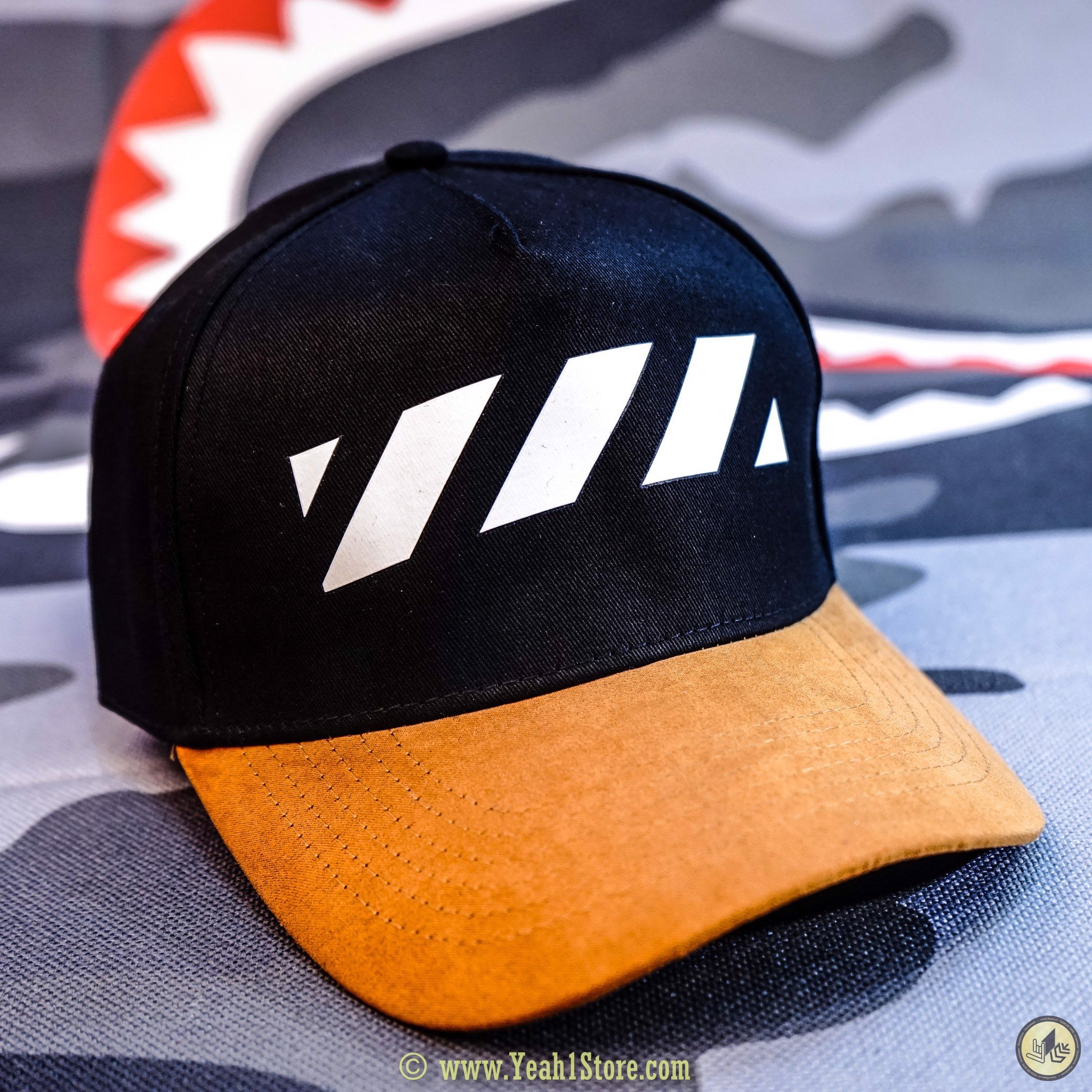 OFF-WHITE™ HAT 02 - NÓN LƯỠI TRAI OFF-WHITE™