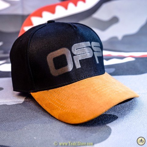 OFF-WHITE™ HAT 03 - NÓN LƯỠI TRAI OFF-WHITE™