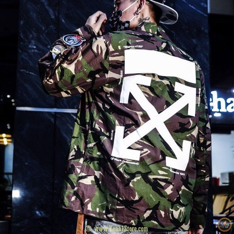 OFF-WHITE™ ARCHIVE FIELD JACKET