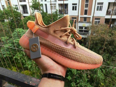 [OG Version] - Yeezy 350v2 - Clay - EG7490