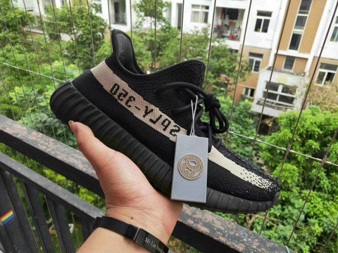 [OG Version] - Yeezy 350v2 - OreO - BY1604