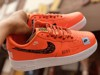 NIKÉ AIR FORCE JUST DO IT PACK ORANGE(REPLICA 1:1)