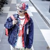 AAPE BY A BATHING APE® x TOMMY JEANS DENIM JACKET