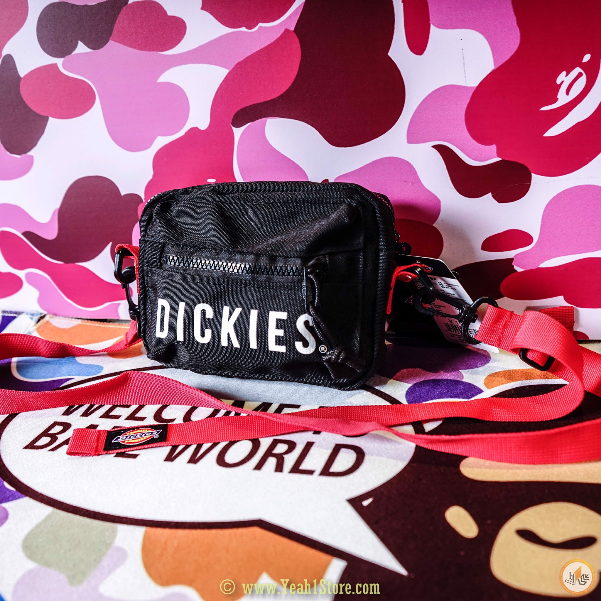 Dickies Cross Bags Mini - Túi Đeo Chéo Mini Dickies