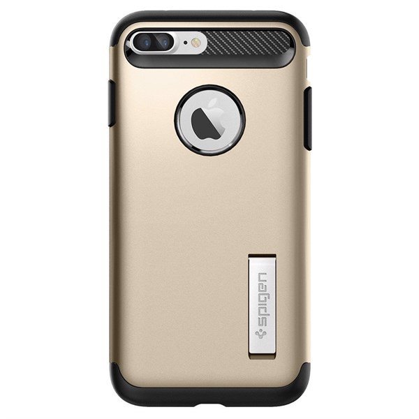 ỐP LƯNG SPIGEN SLIM ARMOR IPHONE 8 PLUS/ IPHONE 7 PLUS (Chống Va Đập)